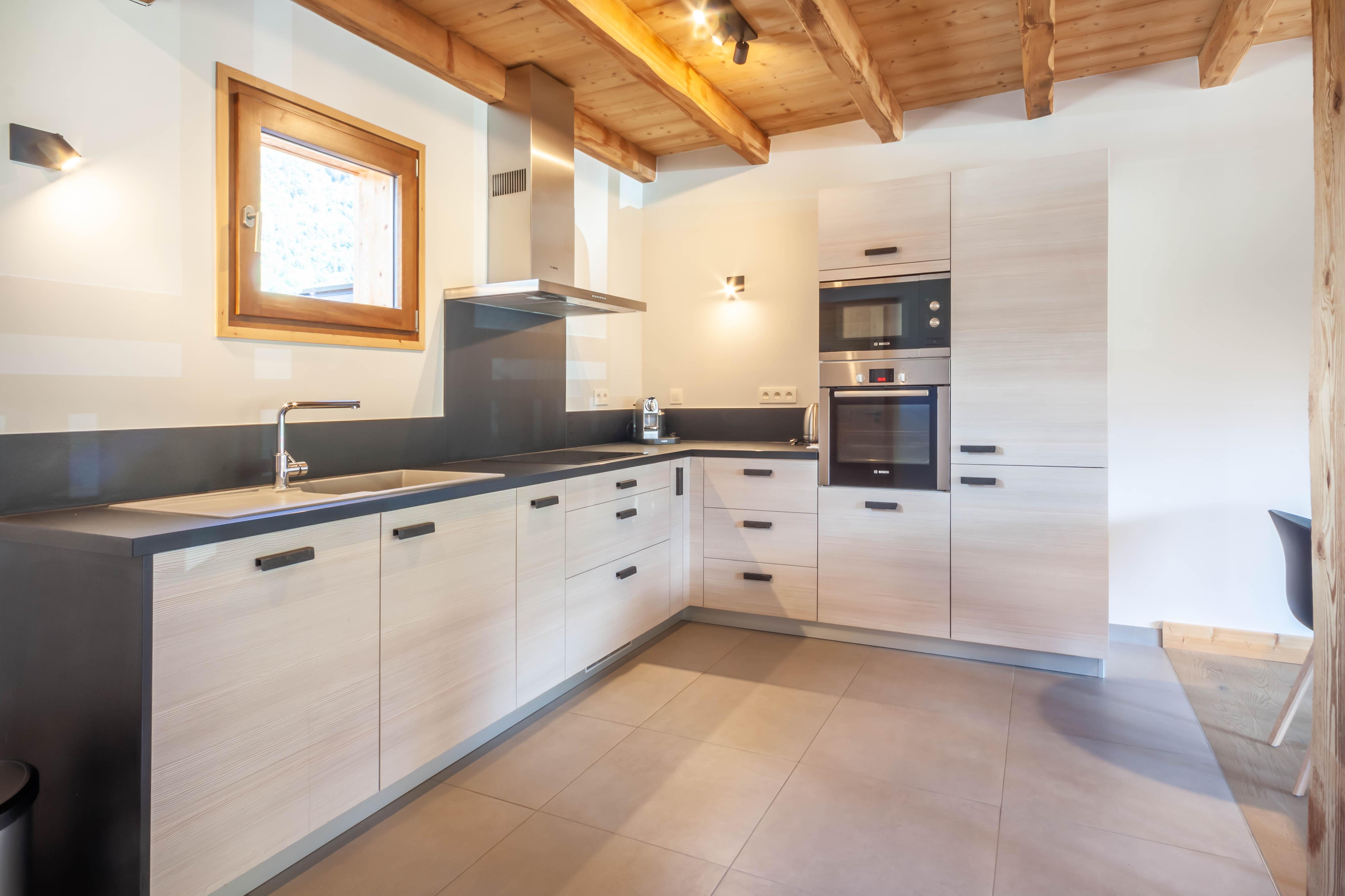 Maison-Villa - MONTRIOND