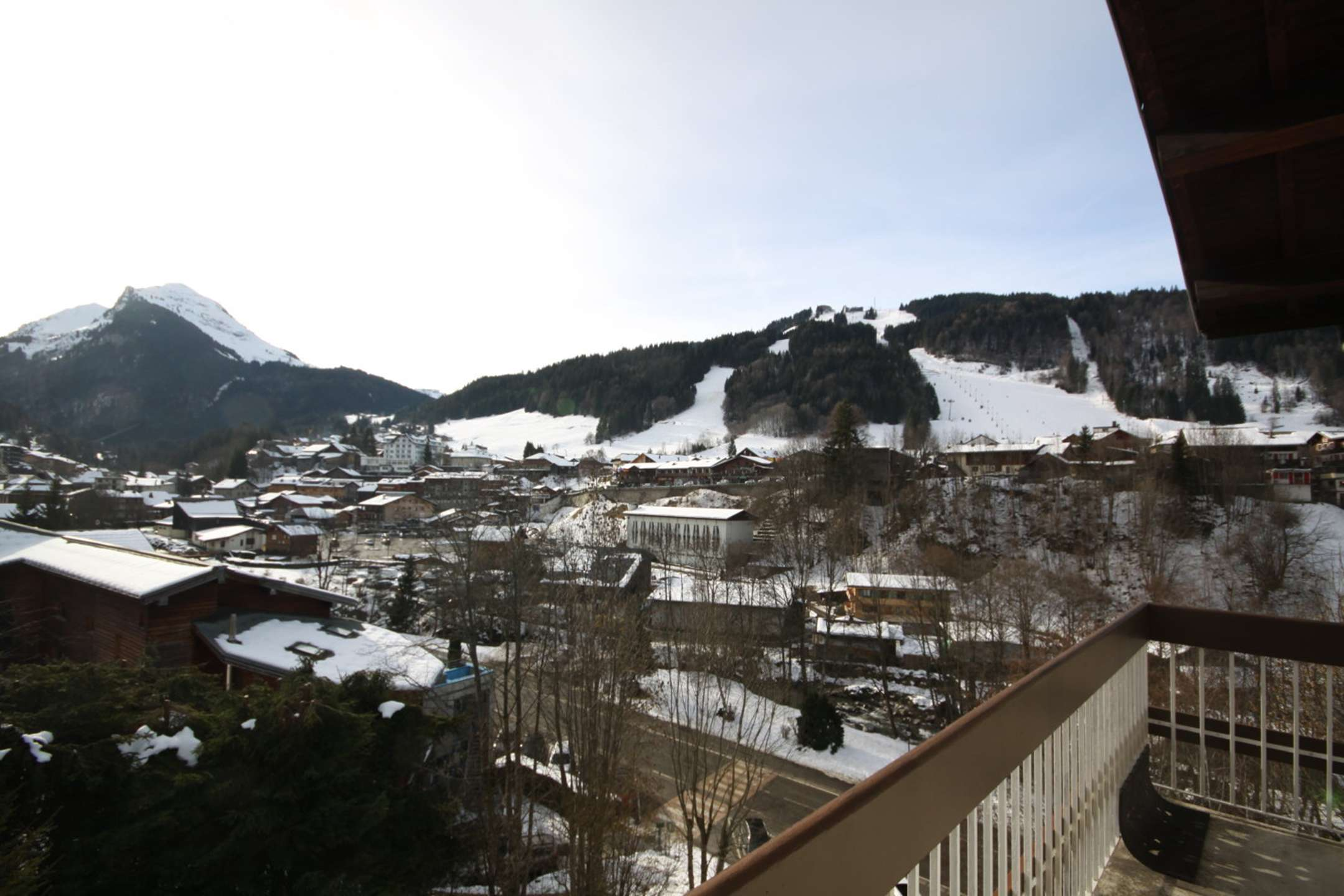 VAL D'AULPS F3 MORZINE