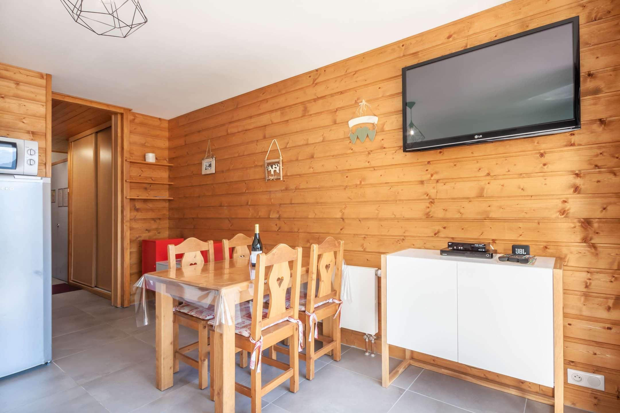 Résidence Le Major Studio cabine MORZINE