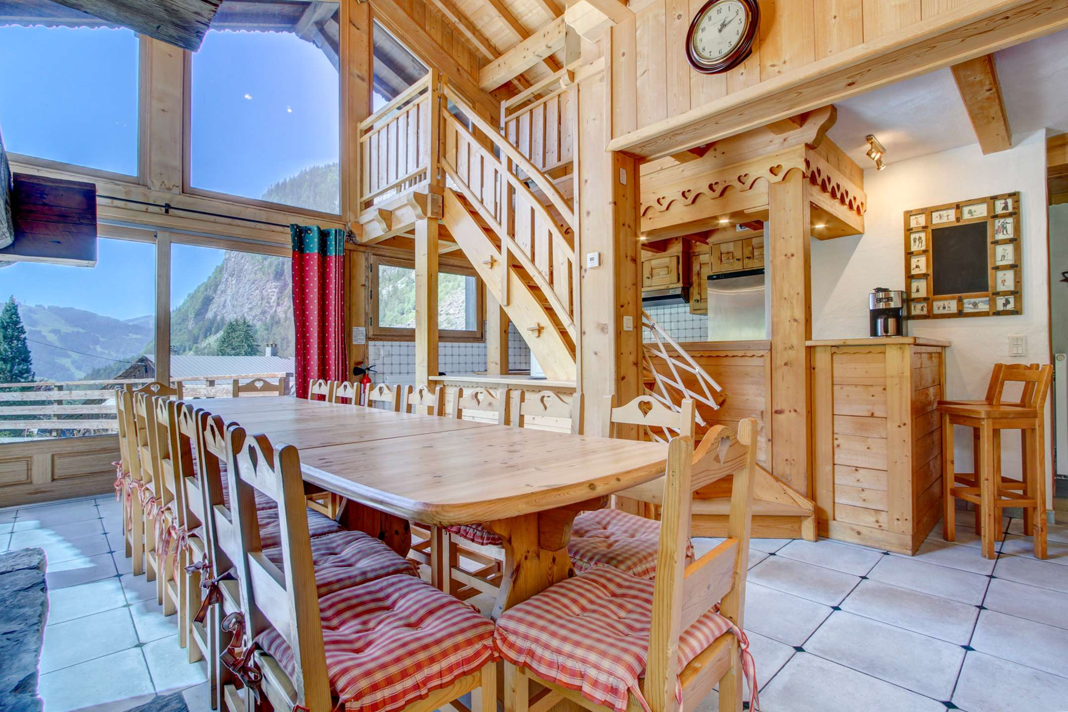 Chalet De Loisir Habitable rental ski resort property in french alps - morzine immobilier